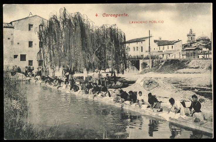 Lavadero público de Carcagente. Fotografía de Lacoste
