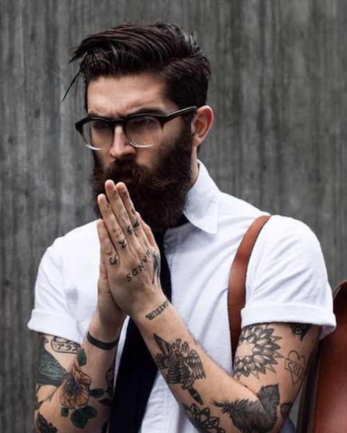 25+ Coole Frisur-Ideen für Männer