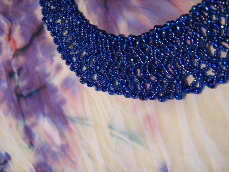 Blue Collar 001, detail.