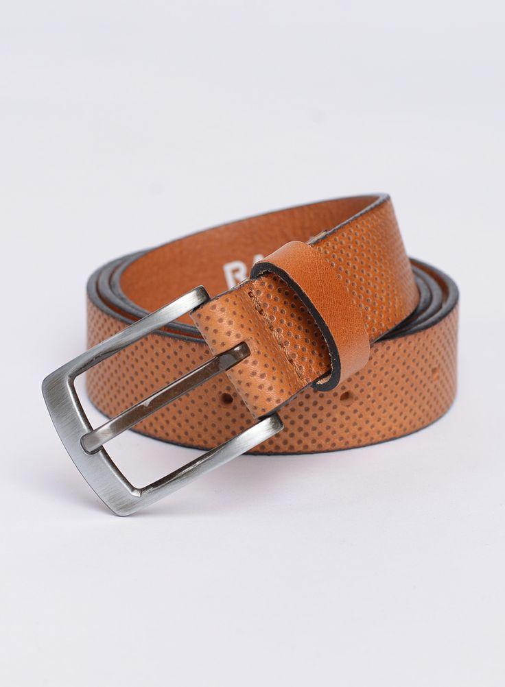 William Leather Belt
