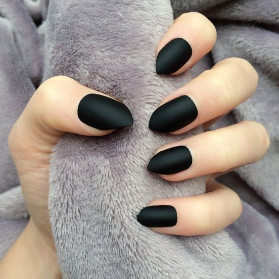 we are going to present you some of the seasons hottest hues which are going to make you look brand new, trendy, stylish and elegant. Select the colors which will match along with your outfit, here goes 60+ Best Plain Nail Polish Colors to inspire you for your next set of nail styles. Enjoy in photos!