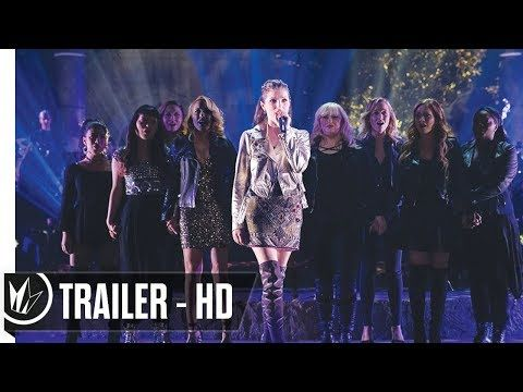 (39) Pitch Perfect 3 Official Trailer #2 (2017) Anna Kendrick, Rebel Wilson -- Regal Cinemas [HD] - YouTube
