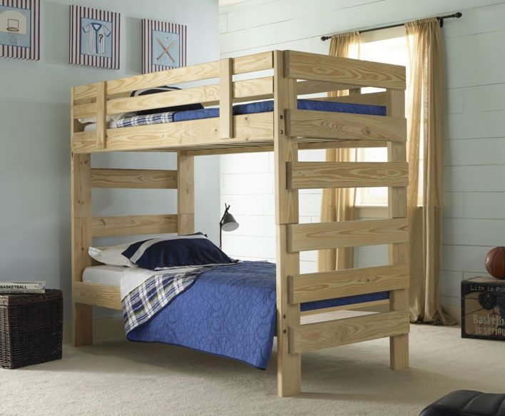 best 25 solid wood bunk beds ideas on pinterest camp pendleton housing wood bunk beds and rustic bunk beds