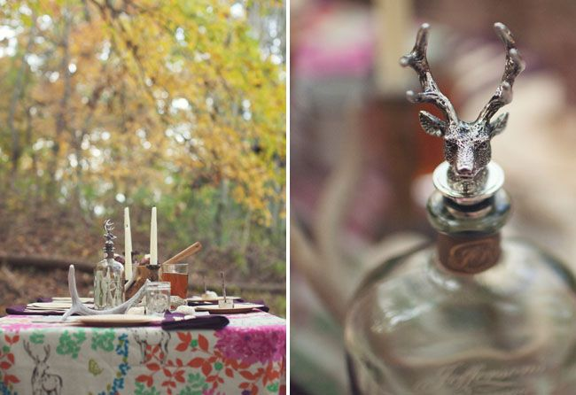 Fall Inspiration for the Bohemian Bride