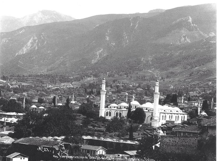 Bursa Turkey 1900