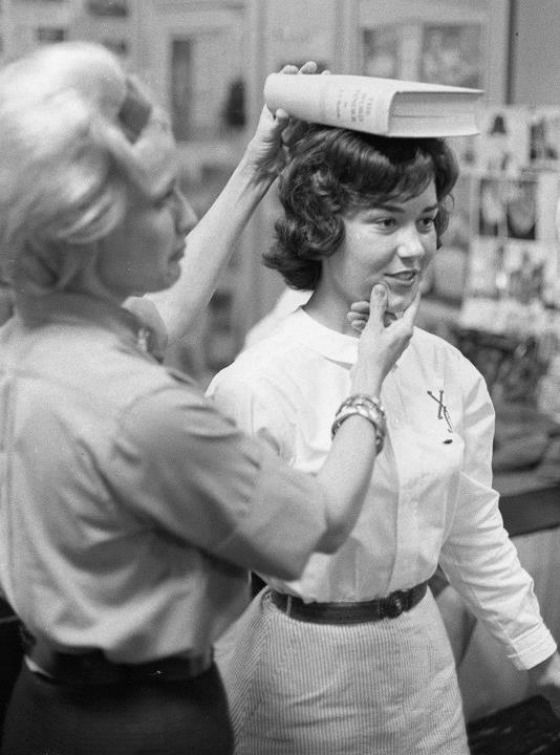 From the Glamorous Housewife - Finishing School for the Modern Woman
