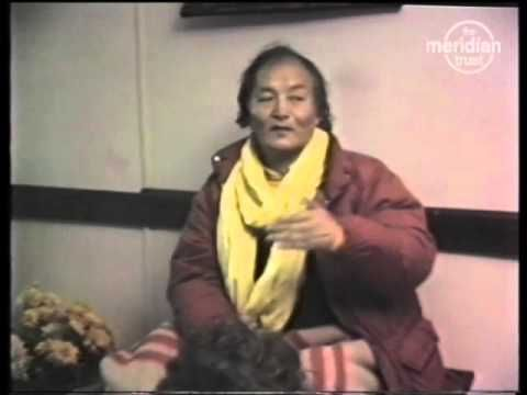 Ven. Namkhai Norbu Rinpoche - Dzogchen in Daily Behaviour, 1984