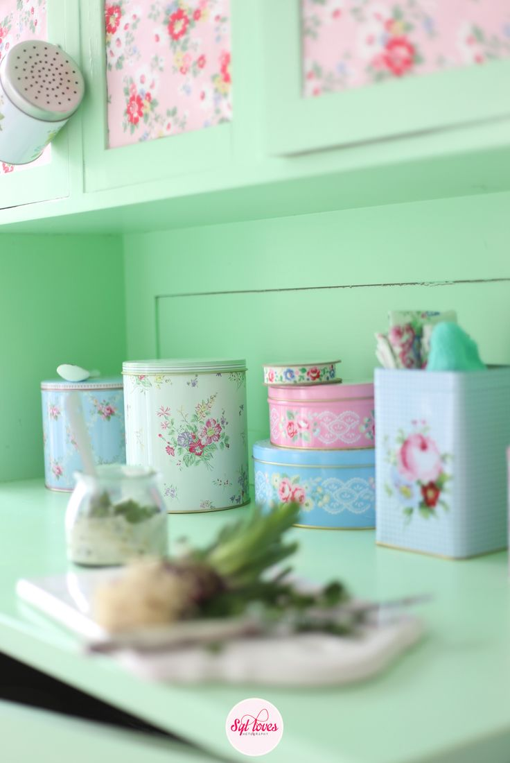 Syl loves, happy kitchen, GreenGate, Cath Kidston