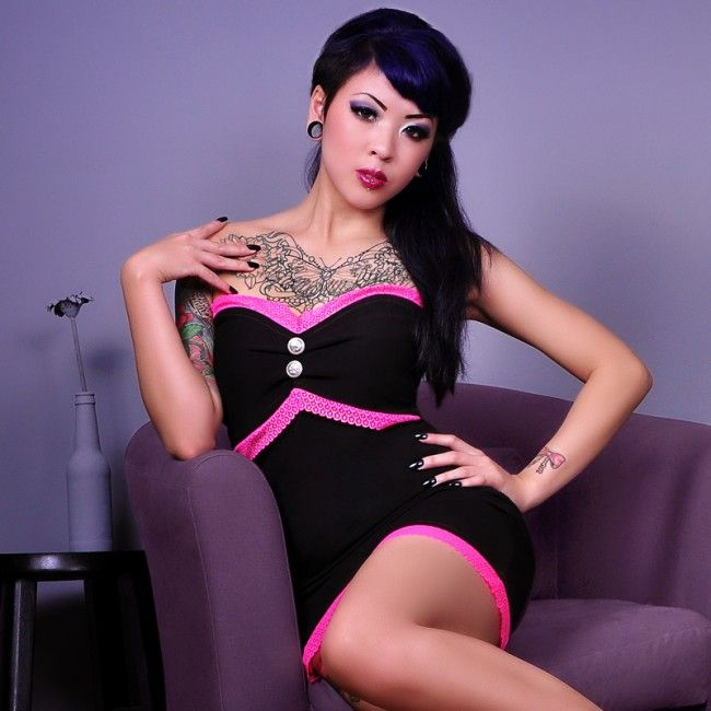 Shitsville Clothing - Little Black Dress