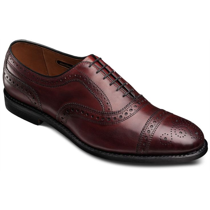 Strand - Cap-toe Lace-up Oxford Mens Dress Shoes by Allen Edmonds available