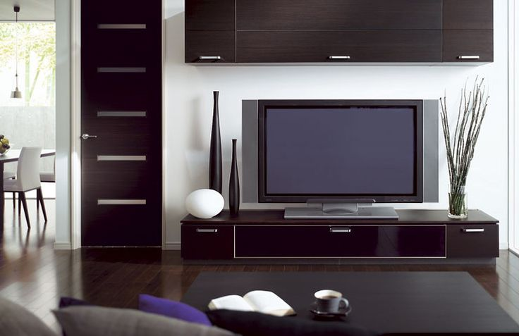 Living room ideas for Zen and contemporary living room Dream - living room tv