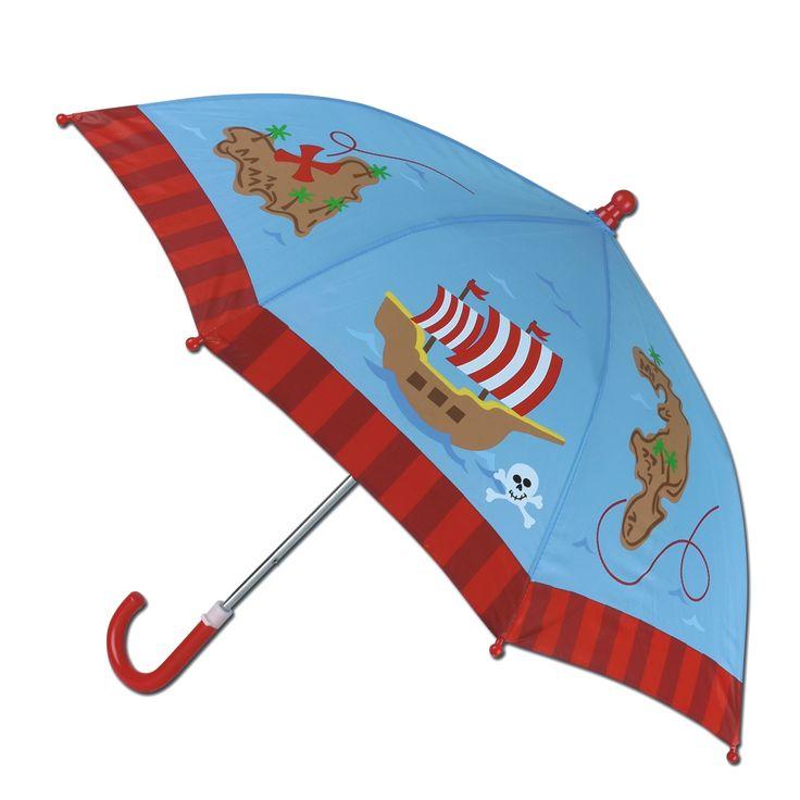 Hej hoo piraci, z takim #parasolem żadna ulewa niestraszna Pirate, Stephen Joseph