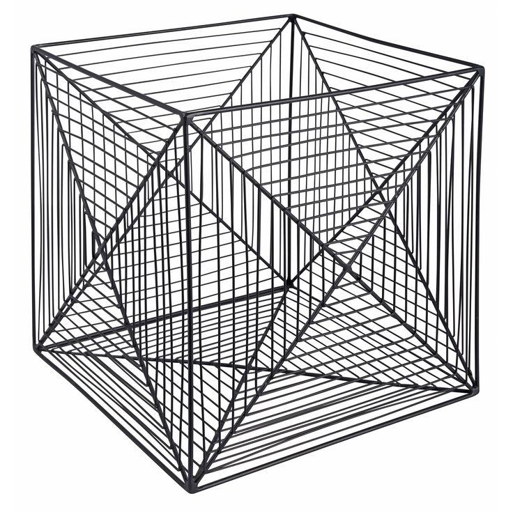 Beistelltisch metall draht  Die besten 25+ würfelförmiger Beistelltisch Ideen auf Pinterest ...