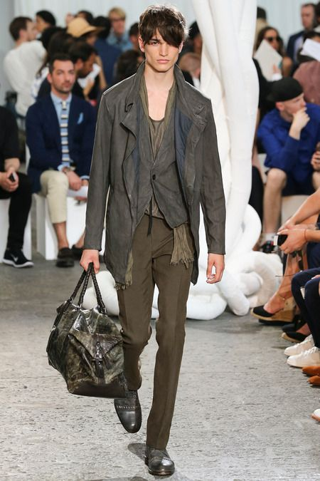 John Varvatos Spring-Summer 2015 Men's Collection