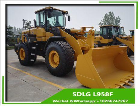 sdlg l958f wheel loader 5.4t wheel loader for sale, UMG l958f Wheel loader for sale, china-sdlg.com