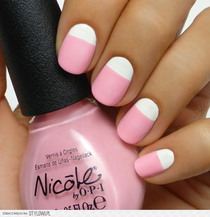 50 simple nail art designs for 2015 new na Stylowi.pl
