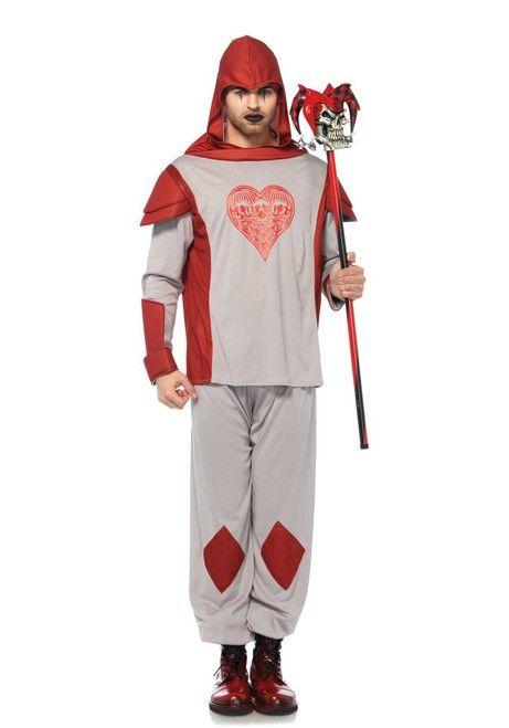 red card guard mens costume mens halloween costumescostumes - Classic Mens Halloween Costumes
