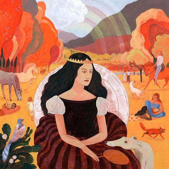 Peintures / Paintings - Claire de Gastold
