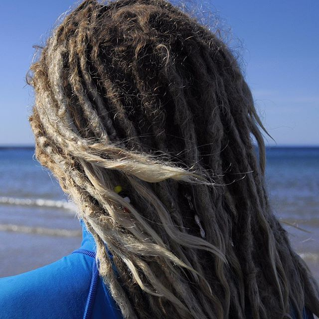 @ethanprice45 fun times!#dreads #beach #surf ##werestillwild