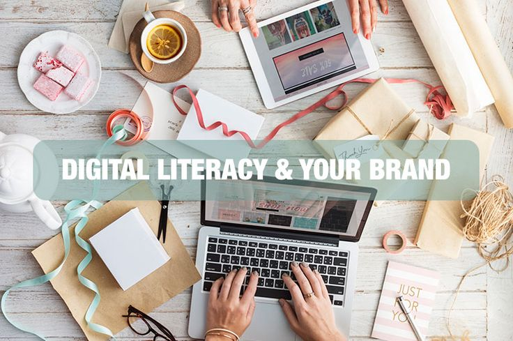 Digital Literacy and Your Brand. Users with devices who connect with your platform & use it to solve their problems are going to make great clients & help build your brand. #DigitalLiteracy https://www.studio72.com.au/digital-literacy-your-brand/