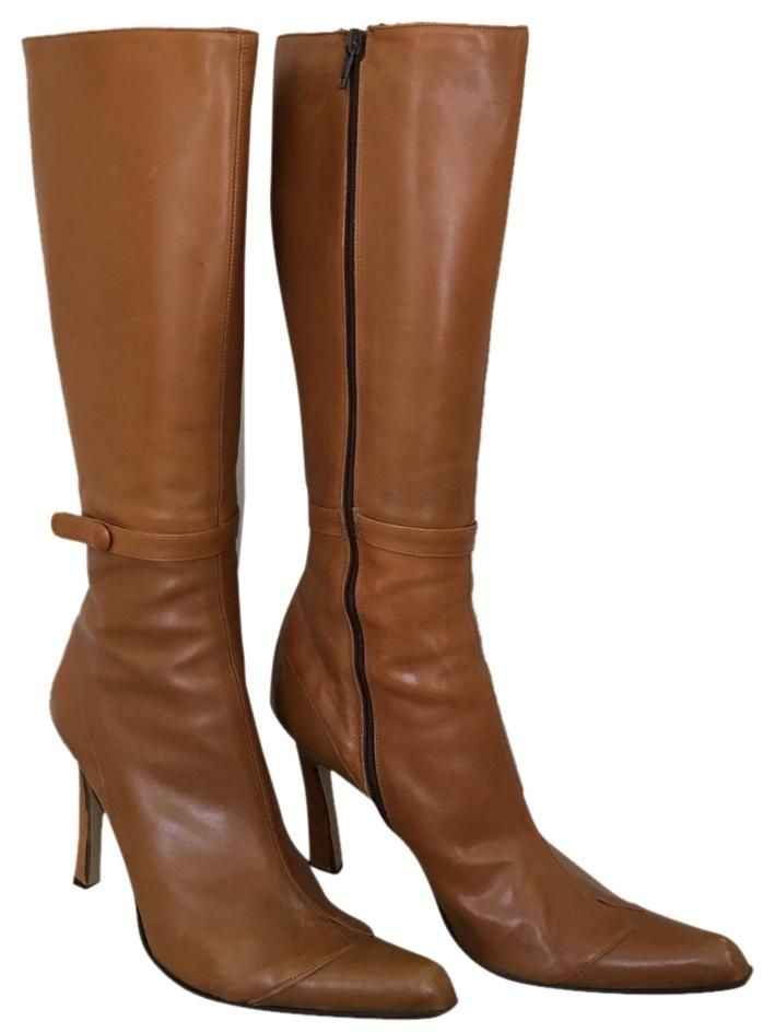Charles David Tan Boots. Get the must-have boots of this season! These