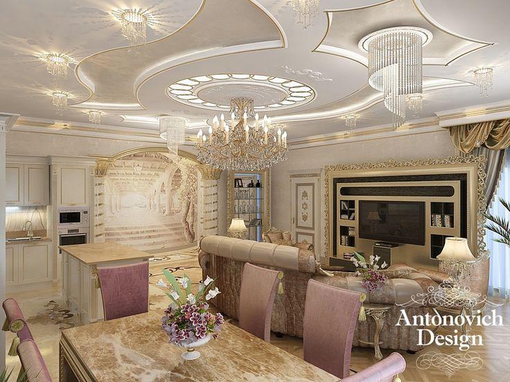 antonovich design. Ceiling ...