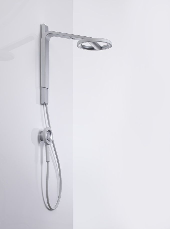 A showerhead that is better in every way. A superior experience, iconic design, and 70% water savings.