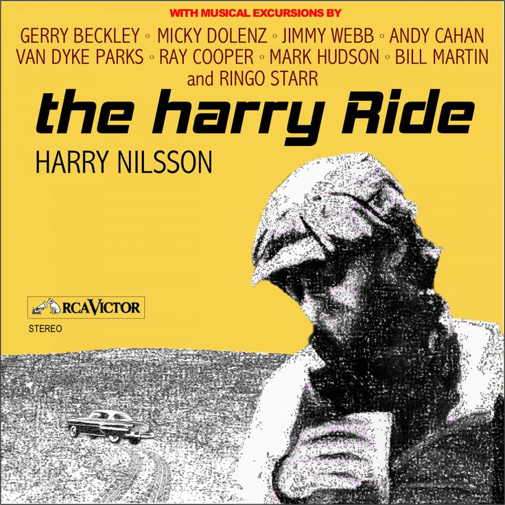 The Harry Ride (Easy Rider) in 2020 Harry nilsson, Easy