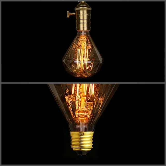 💣 скидка 15% до 01.12.16 🔖 цена с учетом скидки - 645 руб. ПРЕДЛОЖЕНИЕ ОГРАНИЧЕНО!  #pipeandlight_bulb_christmas_sale . 💡 Тип лампы - Эдисона (цоколь Е27, модель D125) 📐 Высота - 160мм, ширина - 115мм 〰 Нити накаливания - Squirrel Cage 🅾 Срок службы - 4000 ч 🔌 Напряжение - 220 В 🔆 Мощность - 60 Вт 💢 Яркость - 2700к тёплый свет . #diamond #лампа_эдисона #винтаж #стимпанк #подарок #челябинск #че #новыйгод #новыйгод2017 #edison #edisonbulb #chelyabinsk #interior #loft #steampunk #decor…