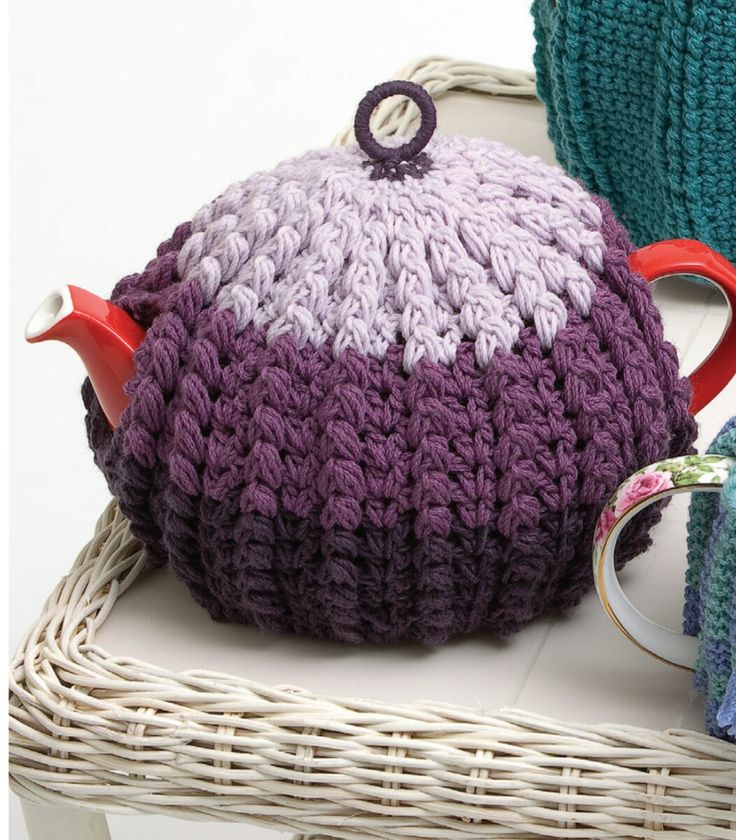Buy Crochet Wool Tea Cosy from TheWoolRoom.com.au. Discover other alpaca, cashmere, merino wool & possum clothing | The Wool Room: Merino Wool & Natural Fibre Store