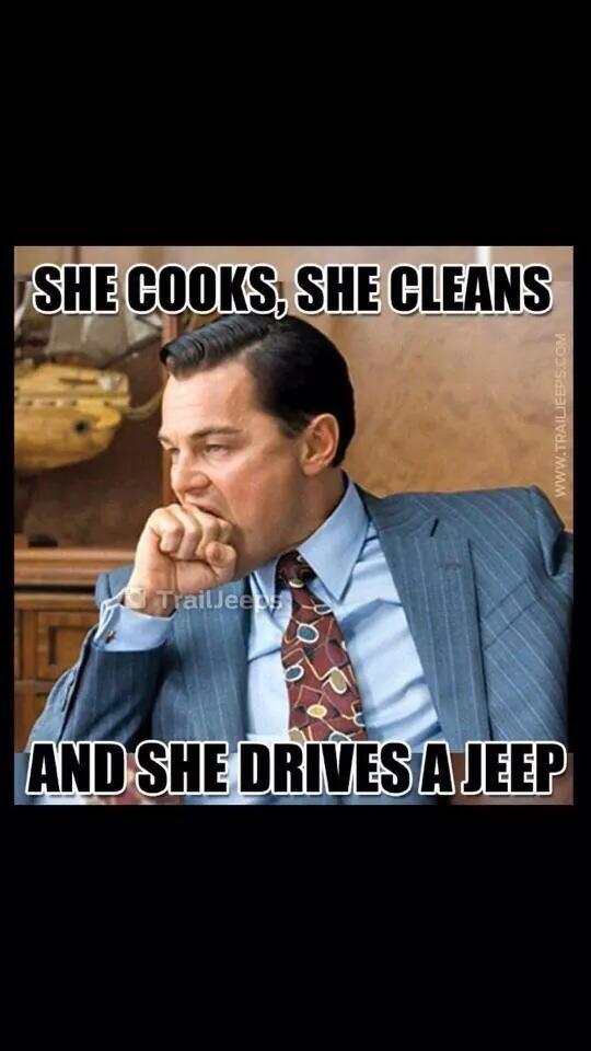 Jeep girls are the best girls!  @HappyJeeps @ItsAJeepMeme @Jeep_Family @Jeep_Life_ #JeepLife