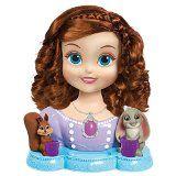 #Giochiegiocattoli #8: Giochi Preziosi - Principessa Sofia, Testa parlante da truccare