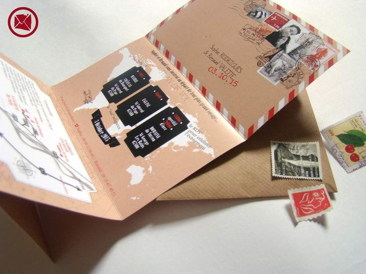 MARIAGE : long courrier