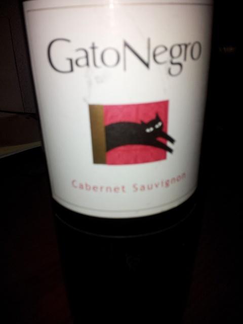 Gato Negro Cabernet Sauvignon 2010