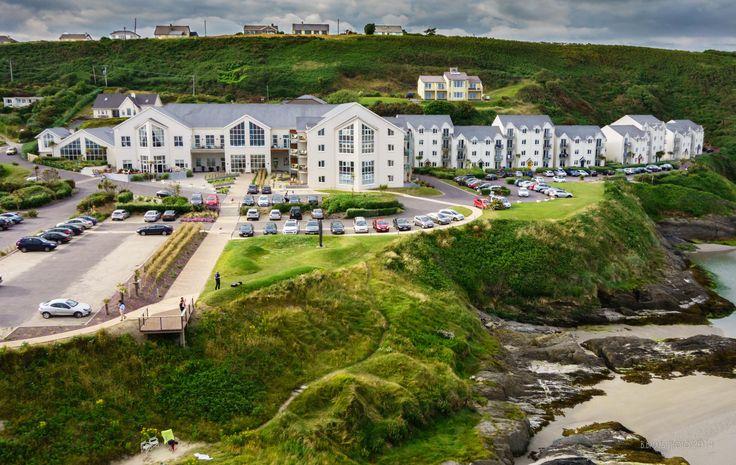Inchydoney hotel - Ireland by Balazs B. on 500px