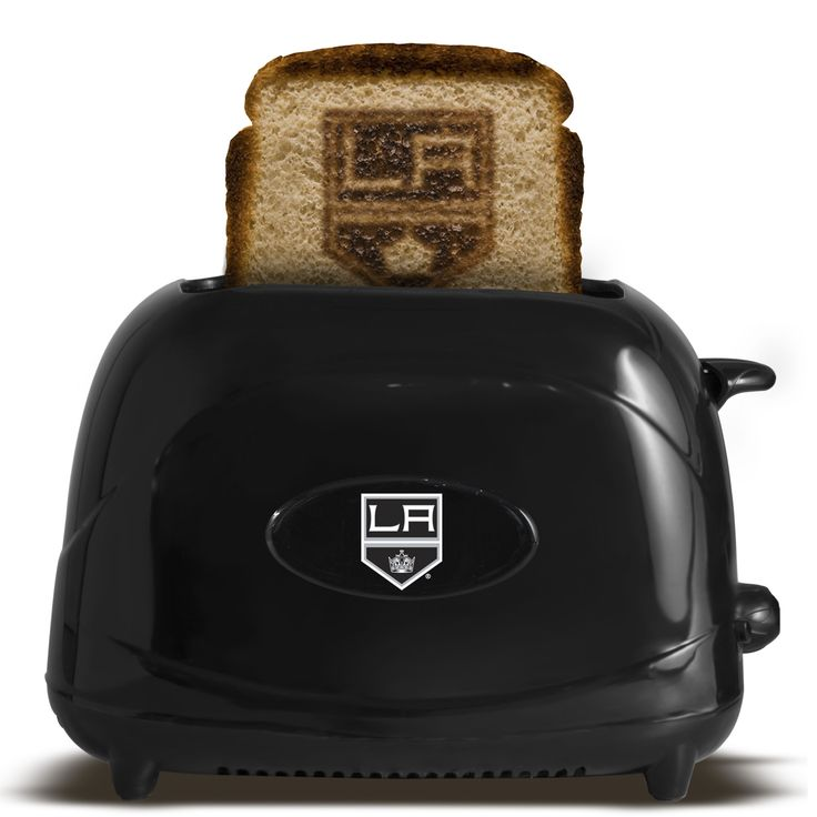 The BEST way to start your day - LA Kings toast!