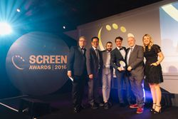 SCREEN AWARDS 2016, Red Rock Entertainment Back On The Red Carpet