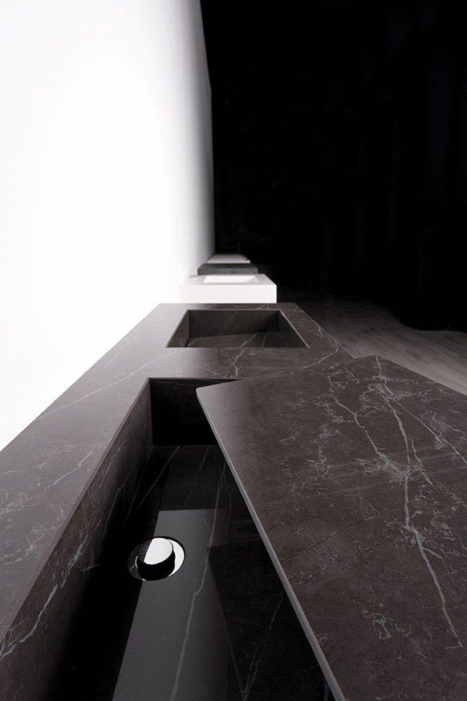 AQUA MAXIMUM | Graniti Fiandre | Find more at www.maisonvalentina.net | #luxurybathrooms #luxuriousbathroom #luxurybathroomdesigns #bathroomdecor #bathroomsuites #modernluxurybathrooms #bathroomfurniture #majesticbathrooms #washbasinideas #washbasindesignideas #bespokedesign #bespokewashbasins #luxurywashbasins #designwashbasins #contemporarybathroomfurniture
