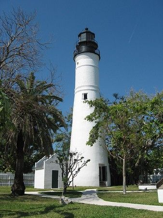 Key West Lighthouse - the view from the top is beautiful.