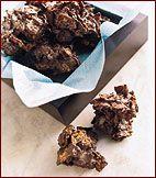 Chocolate cornflake clusters! Mmm! I like to add sliced almonds to mine!