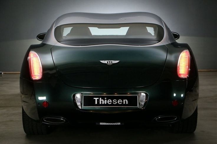 2005 Bentley Continental GT - Speed Zagato | Classic Driver Market