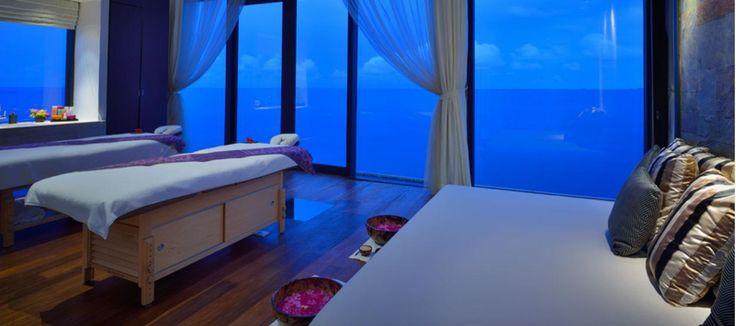 Secret Hideaway: Jumeirah Dhevanafushi Resort, Maldives