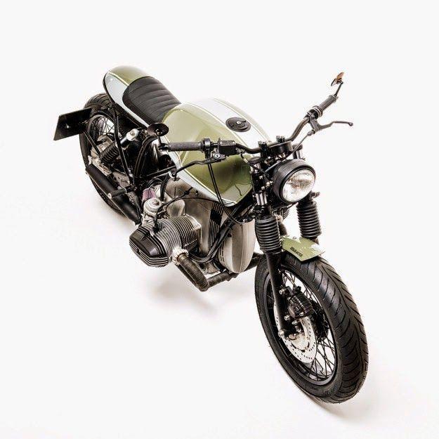 Urban Motor BMW R80 Clean Beem - Motor Fuel