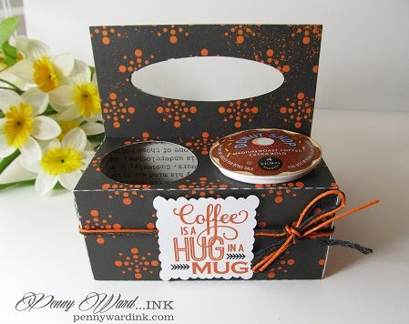 Celebrate and Decorate: K-Cup Holder