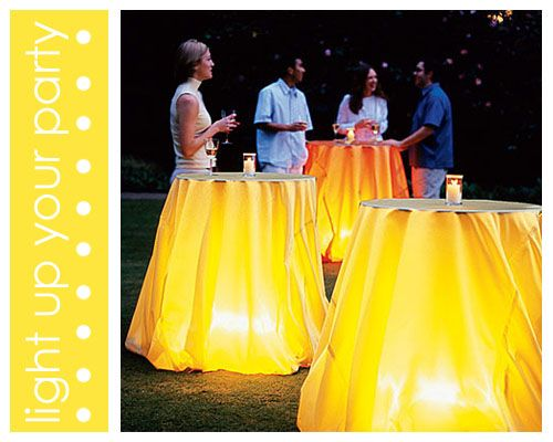 17 Best images about Party Ideas – Backyard Party Ideas for Adults