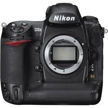 Nikon D3x SLR Digital Camera (Body Only)  B&H has it right now for $6,999