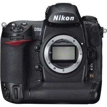 Nikon   D3x SLR Digital Camera (Body Only)