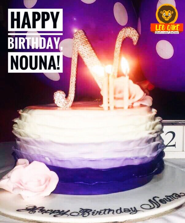 Happy Saturday!!!🙃  Our today's cake is for beautiful Nouna! We hope your special day will bring you lots of happiness, love and fun. You deserve them a lot. Enjoy!🎊🎉🎁🎀  📢 Put your heart if you like it❤️ --------- 🍓 Flavor: chocolate fudge, vanilla, red velvet, black forest, white forest, opera, brown Betty. 🍽 serves from 10 portions --------- ❗Do you want the same cake?  Message us direct📥 🚁Free delivery  Dubai 👉 We will reply in 15 seconds,  want to check? --------- Or choose…