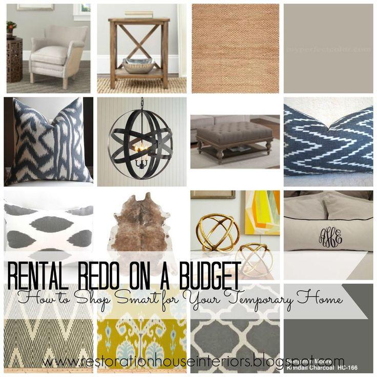 25+ Best Ideas About Rental Home Decor On Pinterest