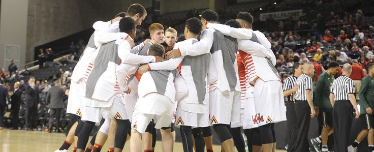 The Maryland men's basketball team has punched its ticket to a third consecutive NCAA Tournament, earning the No.6 seed in the West Region. The Terps will face No. 11 seed Xavier in the second round of the NCAA Tournament on Thursday, March 16 at Amway Center in Orlando, Fla.